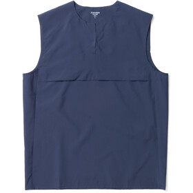 Houdini Trail Vest Men bucket blue